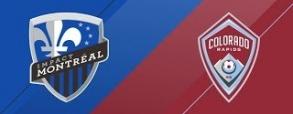 Montreal Impact - Colorado Rapids
