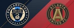 Philadelphia Union 0:2 Atlanta United