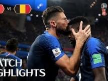 Francja 1:0 Belgia
