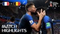 Francja w finale MŚ! [Filmik]