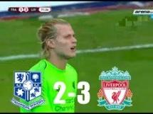 Tranmere 2:3 Liverpool