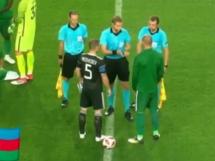 NK Olimpija Lublana 0:1 Qarabag Agdam