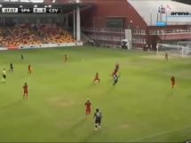 Spartaks Jurmała 0:0 Crvena zvezda Belgrad