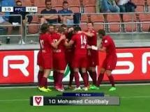 Vaduz 1:0 Levski Sofia
