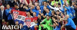 Chorwacja 2:1 Anglia
