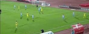 Spartak Subotica 1:1 Coleraine FC