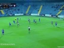 Neftci Baku 3:1 Ujpest FC