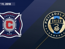 Chicago Fire 3:4 Philadelphia Union