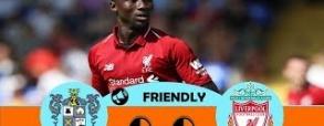 Bury 0:0 Liverpool