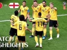 Belgia 2:0 Anglia