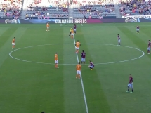 Colorado Rapids 0:0 Houston Dynamo