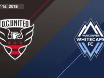 DC United 3:1 Vancouver Whitecaps