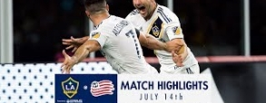 New England Revolution 2:3 Los Angeles Galaxy