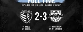 New York Red Bulls 3:2 Kansas City