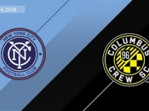 New York City FC 2:0 Columbus Crew