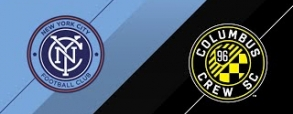 New York City FC - Columbus Crew