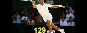 Kevin Anderson 0:3 Novak Djoković
