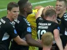 FC Kopenhaga 1:2 Horsens