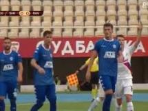 Shkupi 0:0 Rangers