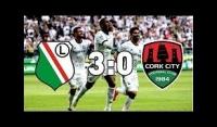 Wygrana Legii z Cork City! [Wideo]