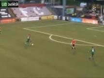 Crusaders 0:2 Ludogorets