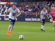 Rosenborg 3:1 Valur Reykyavik