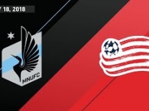 Minnesota United 2:1 New England Revolution