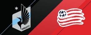 Minnesota United 2:1 New England Revolution