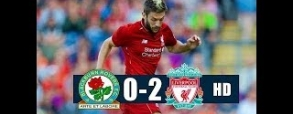 Blackburn Rovers 0:2 Liverpool