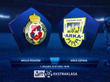 Wisła Kraków 0:0 Arka Gdynia