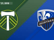 Portland Timbers 2:2 Montreal Impact