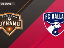 Houston Dynamo 2:2 FC Dallas