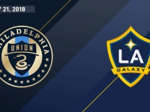 Philadelphia Union 1:3 Los Angeles Galaxy