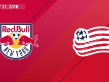 New York Red Bulls 2:0 New England Revolution