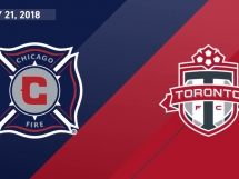 Chicago Fire 1:2 Toronto FC