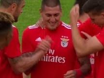 Sevilla FC 0:1 Benfica Lizbona