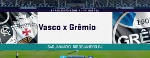 Vasco da Gama 1:0 Gremio