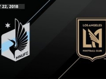 Minnesota United 5:1 Los Angeles FC