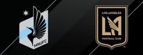 Minnesota United 5:1 Los Angeles FC
