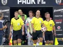 PAOK Ateny 2:1 FC Basel