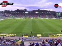 Ludogorets 0:0 MOL Vidi