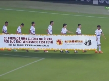 Santos 1:1 Flamengo