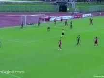 Rudar Pljevlja 0:2 Steaua Bukareszt