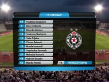 Partizan Belgrad 1:0 Trakai