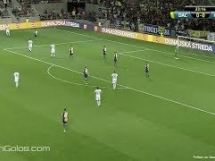 Dunajska Streda 1:3 Dinamo Mińsk