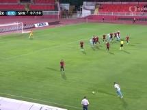 Spartak Subotica 2:0 Sparta Praga