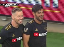 Los Angeles FC 2:2 Los Angeles Galaxy