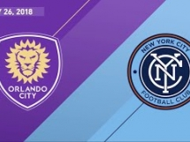 Orlando City 0:2 New York City FC