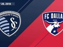 Kansas City 2:3 FC Dallas