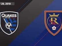 San Jose Earthquakes 0:0 Real Salt Lake